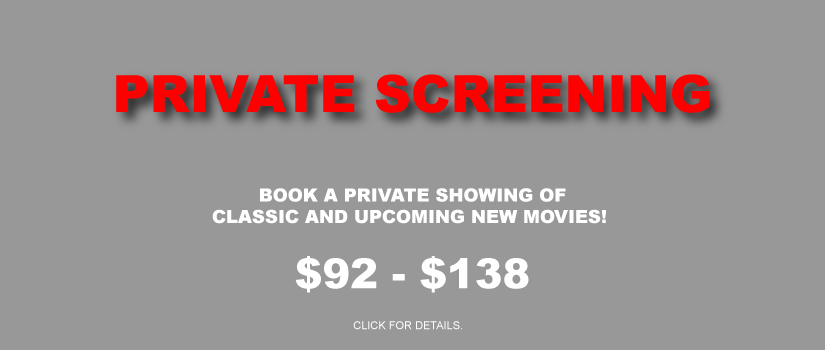 Book a Private Screening